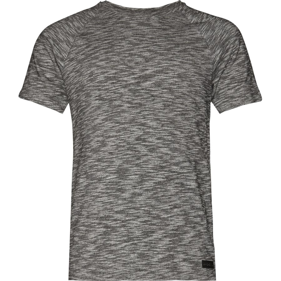 DIZZY - Dizzy - T-shirts - Regular - GRÅ MEL - 1